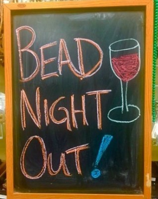 Bead Night Oout